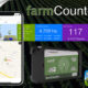 Die farmCOUNTER App (iOS/Android)